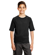 Burnside B4150 Boys Rash Guard T-Shirt at GotApparel