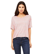 Bella + Canvas B8881 Women Flowy Boxy T-Shirt at GotApparel