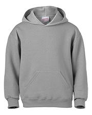 Soffe B9289 Boys Youth Classic Hooded Sweatshirt at GotApparel