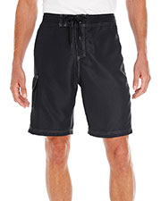 Burnside B9301 Men Solid Board Short at GotApparel