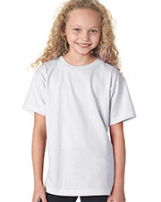 Bayside B4100 Girls short sleeve Tee at GotApparel