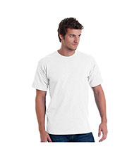 Bayside 5040 Men Short-Sleeve Tee at GotApparel