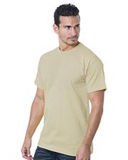 Bayside 5100 Men short sleeve Tee at GotApparel