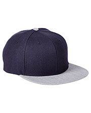 Big Accessories BA539 Unisex Flat Bill Sport Cap at GotApparel