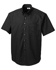 Cutter & Buck BCW01621 Men Short-Sleeve Epic Easy Care Fine Twill at GotApparel