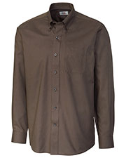 Cutter & Buck BCW01711 Men Long-Sleeve Epic Easy Care Nailshead at GotApparel