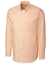 Cutter & Buck BCW01891 Men Long-Sleeve Epic Easy Care Tattersall Shirt at GotApparel