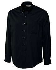 Cutter & Buck BCW09180 Men Long-Sleeve Epic Easy Care Fine Twill at GotApparel