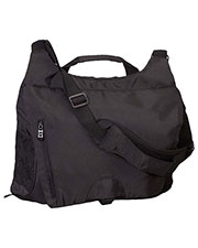Big Accessories / BAGedge BE045 Unisex Messenger Tech Bag at GotApparel