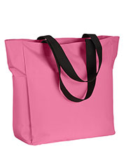 Big Accessories / Bagedge BE080 Women Polyester Zip Tote at GotApparel