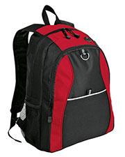 Port & Company BG1020 Unisex Improved Contrast Honeycomb Backpack at GotApparel