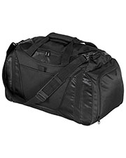 Port & Company BG1040 Unisex Improved Twotone Small Duffel at GotApparel