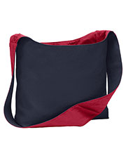 Port Authority BG405 Unisex Cotton Canvas Sling Bag at GotApparel