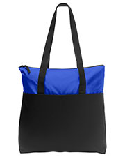 Port Authority BG407 Women Ziptop Convention Tote at GotApparel