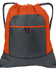 Port Authority BG611 Girls Pocket Cinch Pack at GotApparel