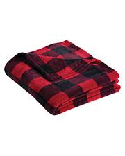 Port Authority BP31 Unisex Ultra Plush Blanket at GotApparel