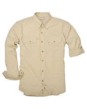 Backpacker BP7017 Men Expedition Travel Long-Sleeve Shirt at GotApparel