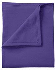 Port & Company BP78 Unisex Sweatshirt Blanket at GotApparel