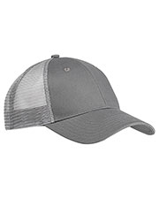 BAGedge BX019 Men 6-Panel Structured Trucker Cap at GotApparel