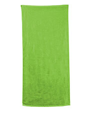 UltraClub C3060 Men Velour Beach Towel at GotApparel