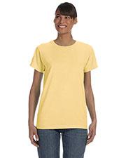 Comfort Colors C3333 Women 5.4 Oz. Ringspun Garment Dyed T-Shirt at GotApparel