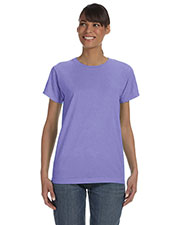 Comfort Colors C3333 Women 5.4 Oz. Ringspun Garment Dyed T-Shirt at GotApparel