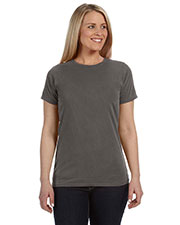 Comfort Colors C4100 Women Ringspun Garment-Dyed T-Shirt at GotApparel