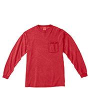 Comfort Colors C4410 Men 6.1 Oz. Long-Sleeve Pocket T-Shirt at GotApparel