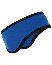 Port Authority C916 Unisex Twocolor Fleece Headband at GotApparel