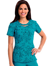 Careisma CA602X15 Women Round Neck Top   at GotApparel