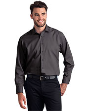 Calvin Klein CALV0029 Men Non-Iron Dobby Shirt at GotApparel
