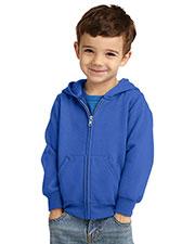 Precious Cargo CAR78TZH Toddlers Full-Zip Hooded Sweatshirt at GotApparel