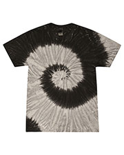 Tie-Dye CD100 Men 5.4 Oz. 100% Cotton Tie-Dyed T-Shirt at GotApparel