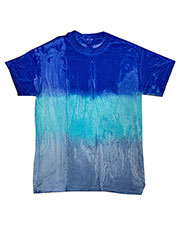 Tie-Dye CD101 Men 5.4 Oz. 100% Cotton Tie-Dyed T-Shirt at GotApparel