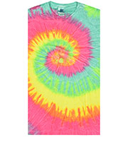 Tie-Dye CD100 Men 5.4 Oz., 100% Cotton D T-Shirt  at GotApparel