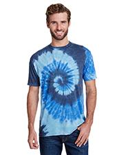 Tie-Dye CD1090 Adult Burnout Festival T-Shirt at GotApparel