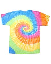 Tie-Dye CD1160 Toddler T-Shirt at GotApparel