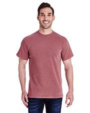 Collegiate Cotton CD1233 Men 5.6 oz Collegiate Cotton T-Shirt at GotApparel