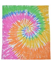 Tie-Dye CD6100 Throw Blanket at GotApparel