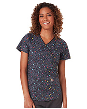 Code Happy CH620A Women V-Neck Top    at GotApparel