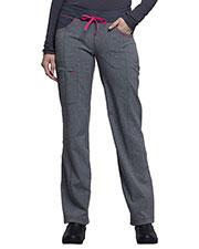 CK030AT Low Rise Straight Leg Drawstring Pant at GotApparel