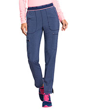 CK050A Mid Rise Tapered Leg Pull-on Pant at GotApparel