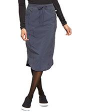 CK505A Drawstring Skirt at GotApparel