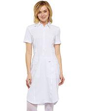 """CK510A 39"""" Button Front Dress at GotApparel"""