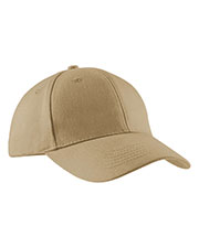 Port & Company CP82 Men Brushed Twill Cap at GotApparel