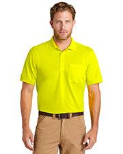 CornerStone CS4020P Men 6.5 oz Industrial Snag-Proof Pique Pocket Polo at GotApparel