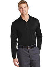 Cornerstone CS412LS Men Select Snag-Proof Long-Sleeve Polo at GotApparel