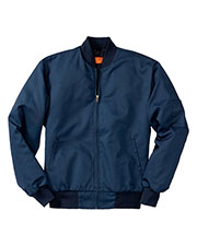 Red Kap CSJT38 Men Team Style Jacket With Slash Pocket at GotApparel