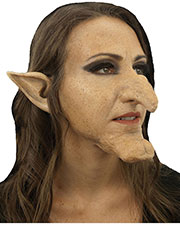 Halloween Costumes CSWO650 Unisex Witch Hazel Kit Nose Chin at GotApparel