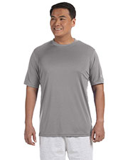 Custom Embroidered Champion CW22 Men Double Dry 4.1 Oz. Interlock T-Shirt at GotApparel